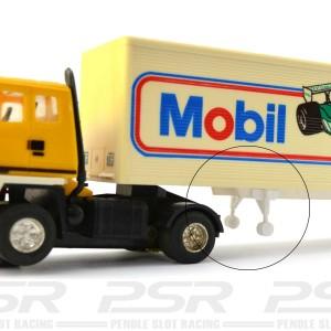 Repro Scalextric Roadtrain Truck Landing Wheels