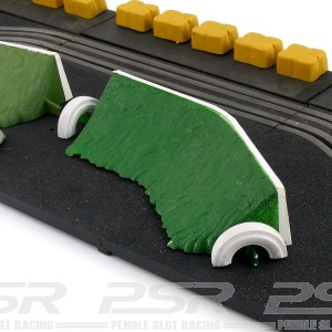 Repro Scalextric Half Tyre Track Markers