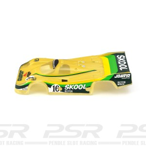 Scalextric SRS Porsche 956 Skool Body