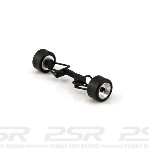 Scalextric SRS Front Axle Assembly