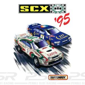 SCX Catalogue 1995