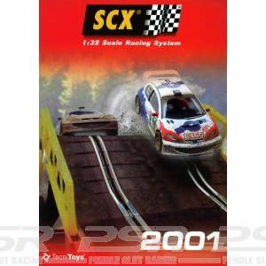 SCX Catalogue 2001