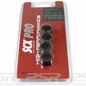 SCX Pro Treaded Tyres 17x10mm