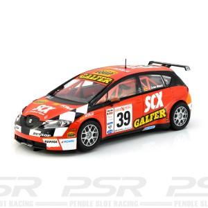 SCX Seat Leon Superpoca 2007 GT No.39
