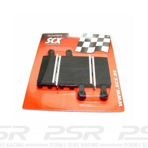SCX - Scalextric Classic Short Straight 78mm x2