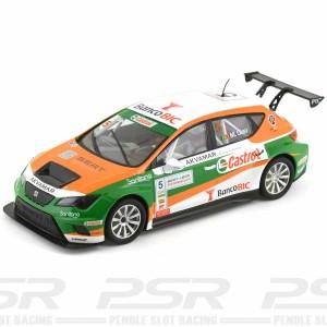 SCX Seat Leon No.5 Eurocup Castrol