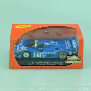 Slot.it Porsche 956C No.21 Le Mans 1983