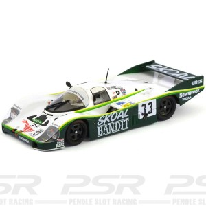 Slot.it Porsche 956LH No.33 Skoal Bandit Le Mans 1984