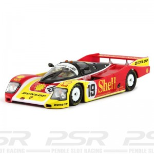Slot.it Porsche 962C LH No.19 Le Mans 1988 Shell