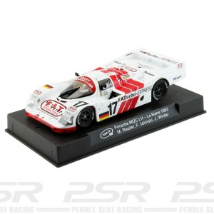 Slot.it Porsche 962C LH No.17 Le Mans 1993