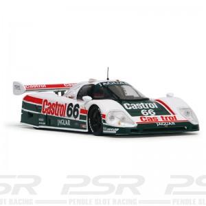 Slot.it Jaguar XJR9 No.66 3rd Daytona 1988