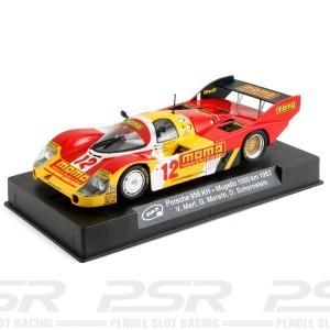 Slot.it Porsche 956 KH No.12 Mugello 1000km 1983