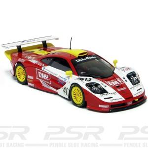 Slot.it McLaren F1 GTR No.40 EMI Le Mans 1988 SICA10E