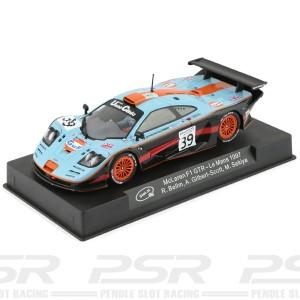 Slot.it McLaren F1 GTR No.39 Gulf Le Mans 1997