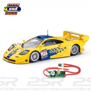 Slot.it SSD Digital McLaren F1 GTR No.27