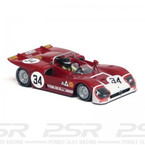 Slot.it Alfa Romeo 33/3 No.34 Sebring 1971