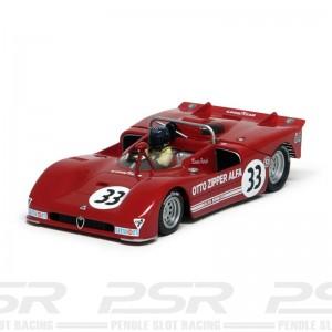 Slot.it Alfa Romeo 33/3 No.33 Can Am Laguna Seca 1972