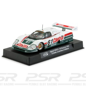 Slot.it Jaguar XJR12 No.61 1st Daytona 1990