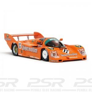Slot.it Porsche 962C KH Jagermeister 1st Spa 1986
