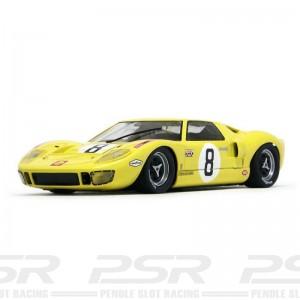 Slot.it Ford GT40 No.8 Le Mans 1968 Claude Dubois