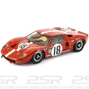 Slot.it Ford GT40 No.18 Le Mans 1967