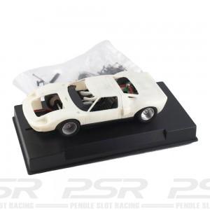 Slot.it Ford GT40 MkI White Kit
