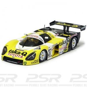 Slot.it Toyota 88C No.37 Le Mans 1988 Taka-Q SICA19B