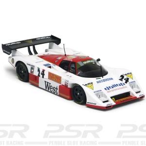 Slot.it Lancia LC2/85 No.24 Le Mans 1988 West SICA21A