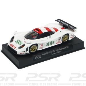 Slot.it Porsche 911 GT1 EVO 98 No.5 Oschersleben 1998 SICA23A