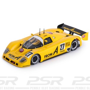 Slot.it Nissan R90CK From A No.27 JSPC 1991