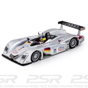 Slot.it Audi R8 LMP No.7 Le Mans 2000