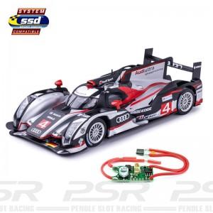 Slot.it SSD Digital Audi R18 Ultra No.4 Le Mans 2012