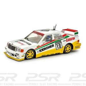 Slot.it Mercedes 190E No.12 Zolder DTM 1992