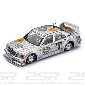 Slot.it Mercedes 190E No.5 DTM 1st Hockenheim 1992