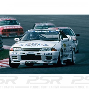 Slot.it Nissan Skyline GT-R No.25 1st Spa 1991 - Advance Information