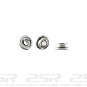 Slot.it 4WD Single Flanged Bearing 2.38mm x2