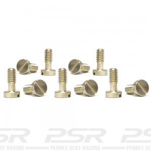 Slot.it Screws 2.2x5,3mm Big Head x10 SICH54