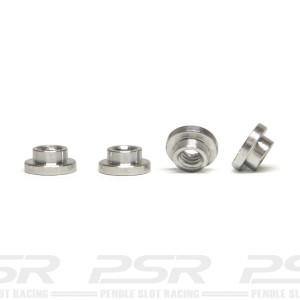 Slot.it Alluminum Suspension Nuts SICH77