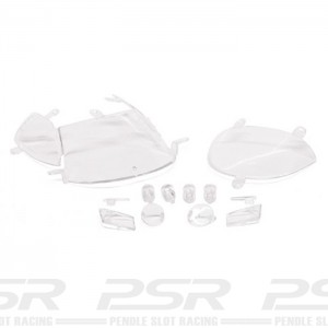 Slot.it Nissan R390 Clear Parts Pack SICS04V