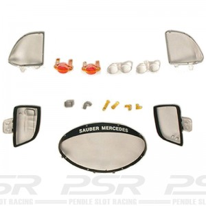 Slot.it Sauber C9 Clear Parts Pack SICS05V