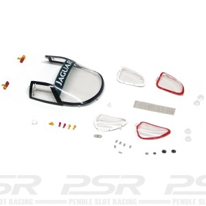 Slot.it Jaguar XJR9 Clear Parts Pack SICS07V