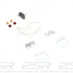 Slot.it Alfa Romeo T33 Clear Parts Pack SICS11V