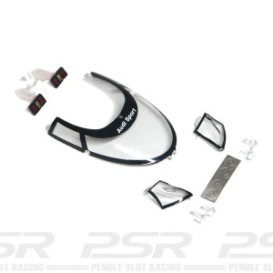 Slot.it Audi R8C Reloaded Clear Parts Pack SICS12V