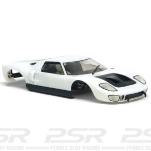 Slot.it Ford GT40 Unpainted Body Kit SICS18B