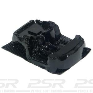 Slot.it Ford GT40/MKII Transparent Polycarbonate Cockpit SICS18lx