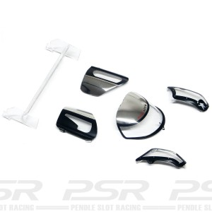 Slot.it Audi R18 Clear Parts Pack SICS24V