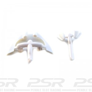Slot.it Alfa Romeo 155 V6 TI (95 & 96) Tearproof Parts