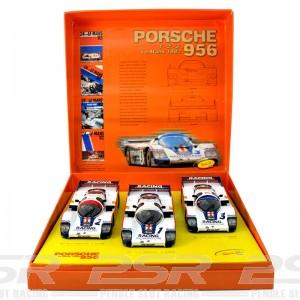 Slot.it Porsche 956 Le Mans 1982 Triple Set