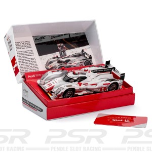 Slot.it Audi R18 e-tron Quattro No.1 Le Mans Winner 2012