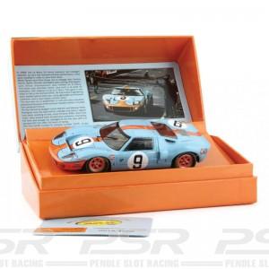 Slot.it Ford GT40 No.9 1st Le Mans 1968